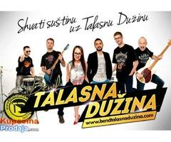 Bend za proslave– Talasna dužina