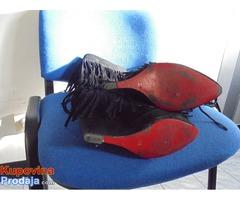 ženske čizme broj 38