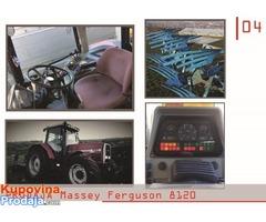 *NA PRODAJU TRAKTOR*Massey Ferguson 8120/ N E P R O P U S T I T E