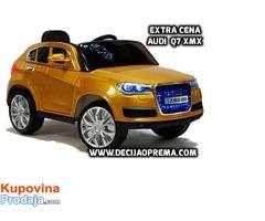 BMW X6 Auto na akumulator sa daljinskim upravljanjem