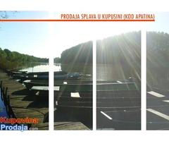 PRODAJA SPLAVA//KUPUSINA/APATIN
