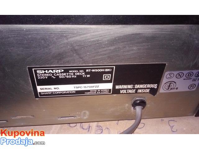Dupli Kaset Dek SHARP