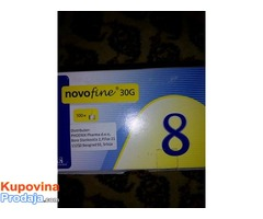 NovoFine 30G-Igle za insulin