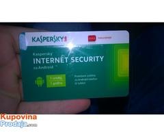 Kasperski internet zaštita