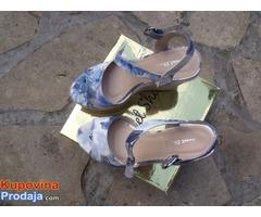 Moderne sandalice sa platformom 36