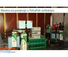 Masina za punjenje u TetraPak ambalazu