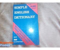 Prodajem rečnik