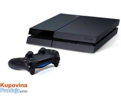 Izdavanje Sony PlayStation 4 konzola i igrica