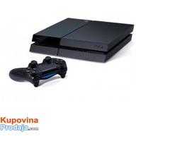 Iznajmljivanje Playstation 4 konzola Novi Sad
