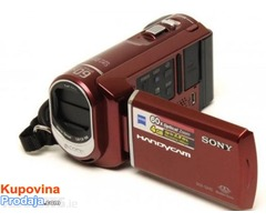 OTKUP HDR, DCR-SX kamera
