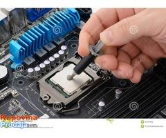 Servis Računara i  Laptop-ova. Spašavanje podataka sa oštećenih hard diskova