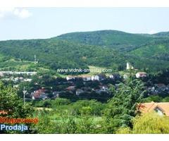Banja Vrdnik, plac u vikend zoni