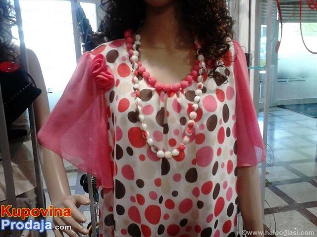 Haljina za punije dame