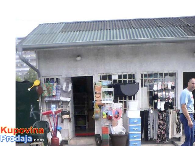 Prodajem lokal na Dusanovackoj pijaci