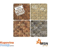 MSN GROUP /DEKORATIVNI KAMEN/3D PANELI/