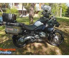 Motor BMW GS 1200 ADV