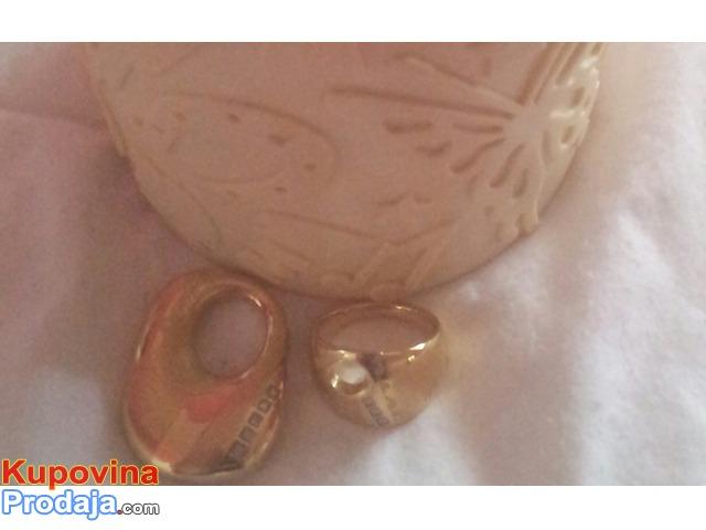 Miss Sixty prsten i privezak u originalnoj kutiji
