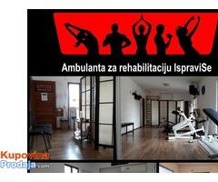 IspraviSe ambulanta za rehabilitaciju