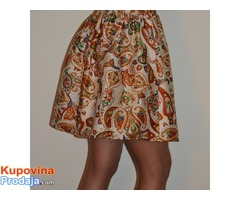Absolutely Unique Colorful Skirt