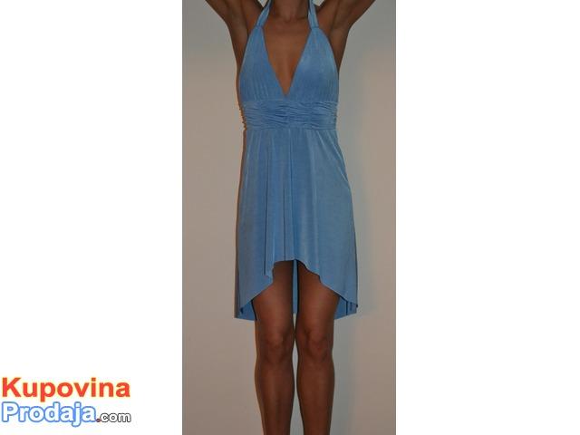 Absolutely Unique Blue Dress