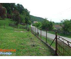 Loznica, Gornji Dobrić - (kuća sa pomoćnim objektima na obroncima Iverka i Cera) - prodaja