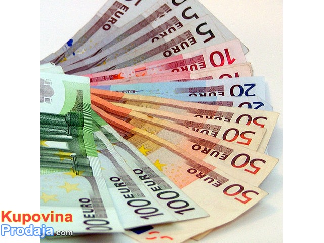 Ja vas s posudbe iz 2000 € do 2.500.000 € u vrlo jednostavnim uvjetima
