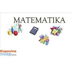 PRIVATNI CASOVI MATEMATIKE 1,2,3