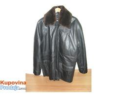 Naftaška kožna jakna