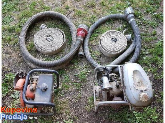 Pumpe za vodu - Tomos