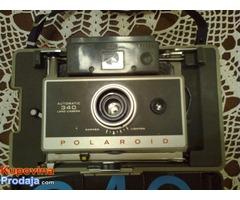Foto aparat, Američki, marke 'Polaroid 340'
