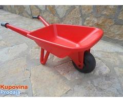 Građevinska kolica- igračka