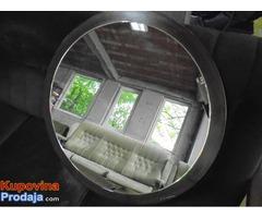 Zidno ogledalo okruglo