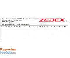 ZEDEX doo - trazi dva radnika