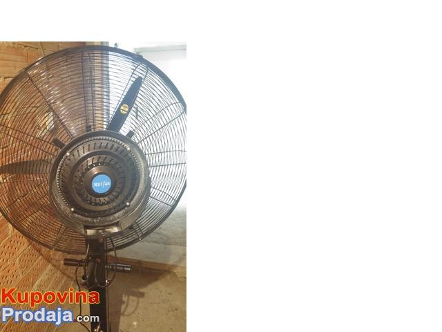 Ventilator sa vodenim hladjenjem