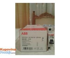 Automaski osigurač ABB SH201 C-10