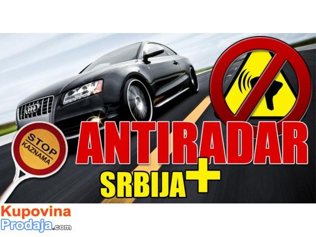 Antiradar Srbija- Antilaser Srbija