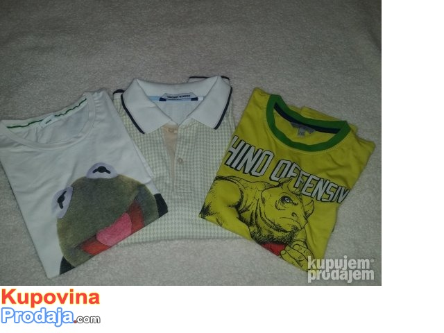 tri majice za decu