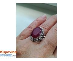 prsten boje RUBIN