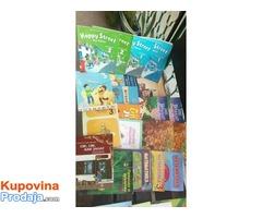 Prodajem knjige za osnovnu skolu