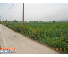 Prodajem njivu u Vragoliji kod Kosovo Polja 2km od auto puta