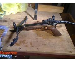 samostrel pistolj sportski