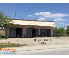 Prodaja uzurpiranih radionica u radu u Obilicu.