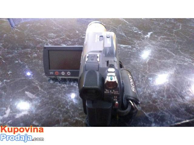 Kamera Sony DCR-DVD