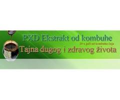 Ekstrakt Kombuha - prirodni preparat za detoksikaciju organizma