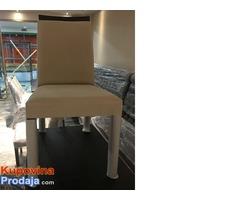 Prodajem nove stolice
