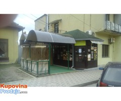 Povoljno prelep Lokal Brze Hrane centar Kuceva HITNO
