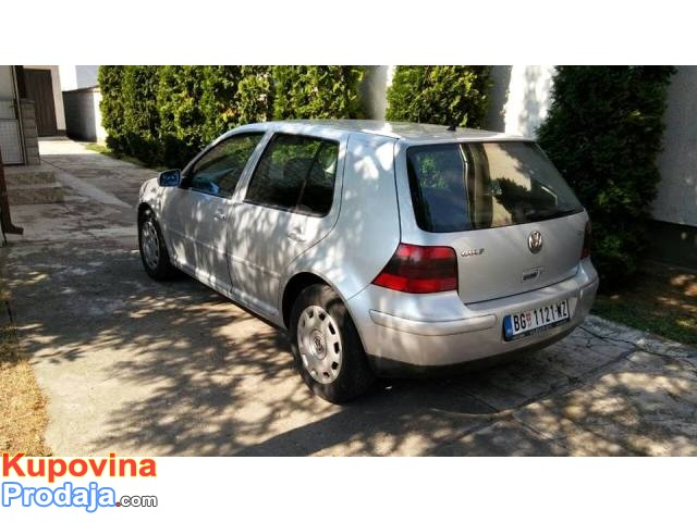 Volkswagen Golf 4 1,9 tdi