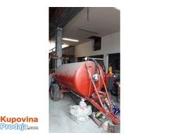 Prodajem cisternu Majevicu