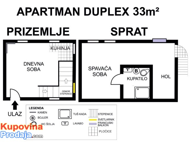Dva nova apartmana, Zlatibor