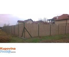 TRSKA za ograde, dvorišta, letnjikovce, terase